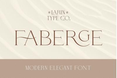 Faberge INTRO SALE 30%