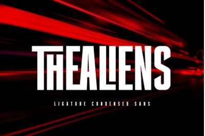 Thealiens
