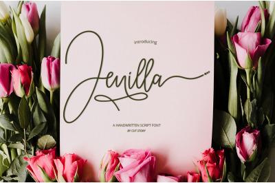 Jenilla Script