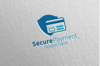 Shield Online Secure Payment Logo 3