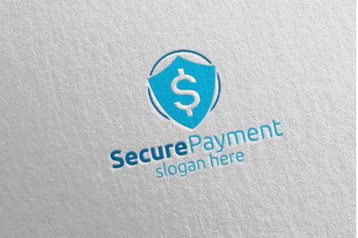 Shield Online Secure Payment Logo 4