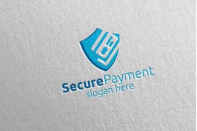Shield Online Secure Payment Logo 5