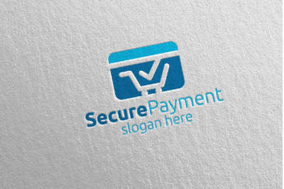 Card Online Secure Payment Logo 9
