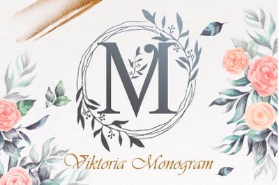 Viktoria Monogram