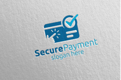 Card Online Secure Payment Logo 11