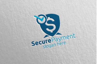 Shield Online Secure Payment Logo 14