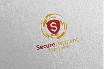 Shield Online Secure Payment Logo 15