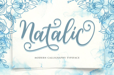Natalic Script