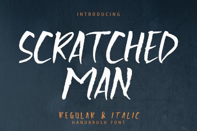 Scratchedman