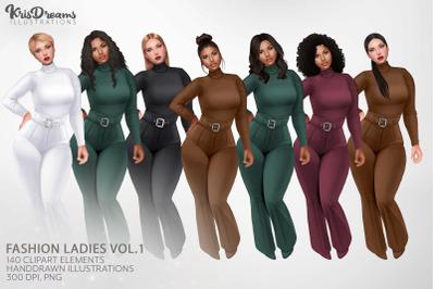 Fashion Ladies Vol 1