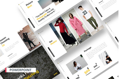 Photography Powerpoint Template