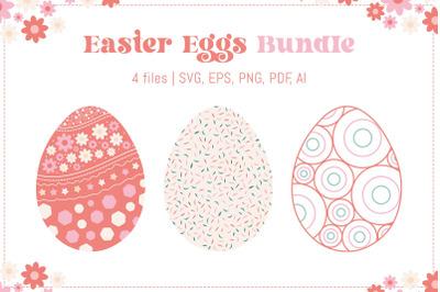 Easter Egg SVG | 4 Files