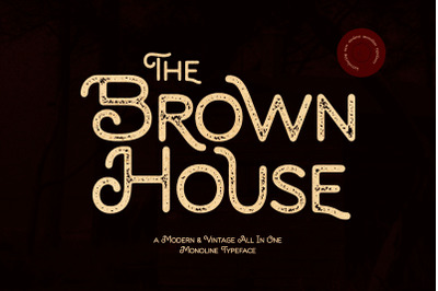 Brown House