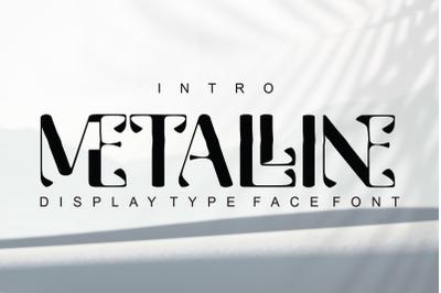 Metalline