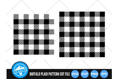 Buffalo Plaid Pattern SVG | Buffalo Plaid Cut File