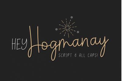 Hey Hogmanay