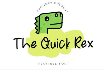 The Quick Rex