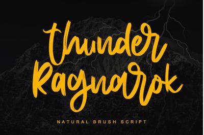 Thunder Ragnarok