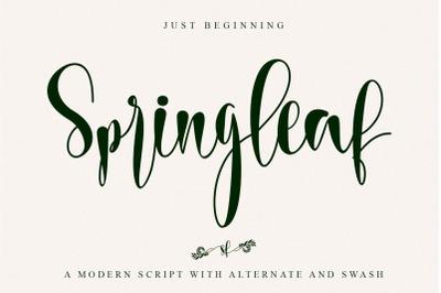 Springleaf