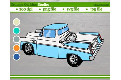 classic dodge c series truck