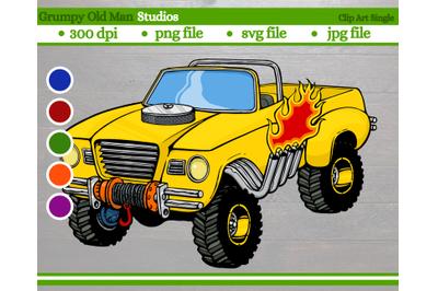 classic Studebaker champ truck