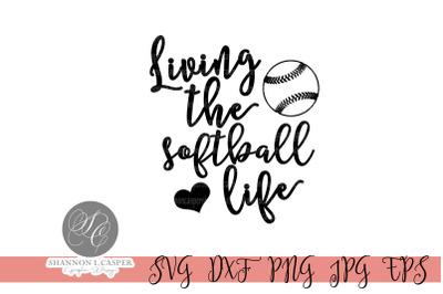 Living the Softball Life