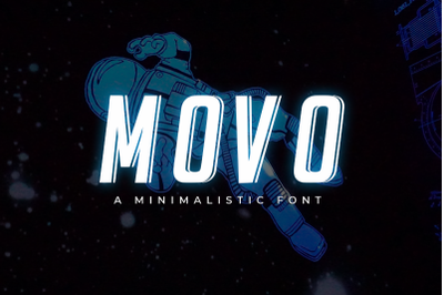 Movo - Modern Font