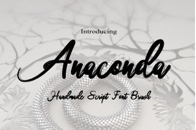 Anaconda Brush