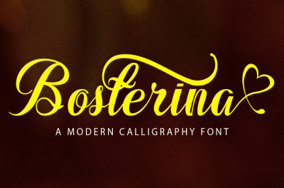 Bosterina