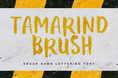 Tamarind Brush