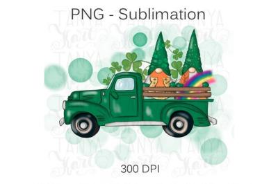 Truck Sublimation