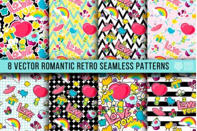 Retro Romantic Patterns