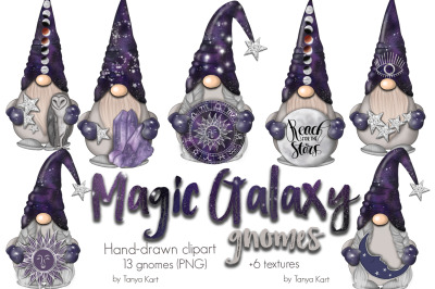 Magic Galaxy Gnomes