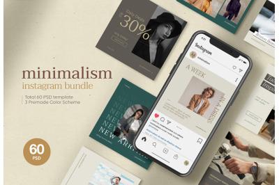 Minimalism Vol.2 - Instagram Bundle