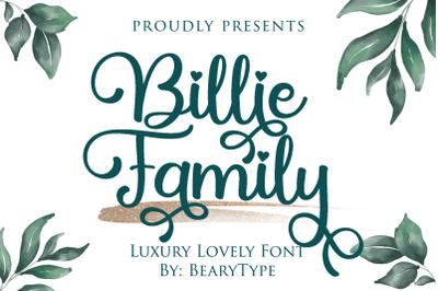 Billie Family