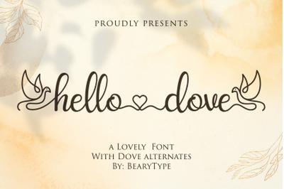 Hello Dove