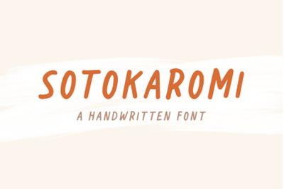Sotokaromi