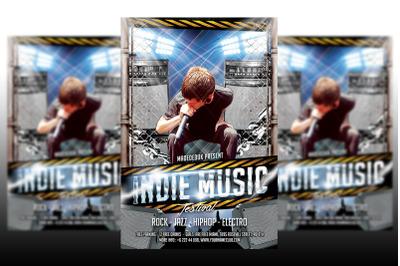 Music Concert - Flyer Template