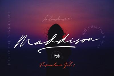 Maddison - Signature Script
