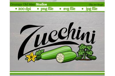 Zucchini | Vegetables | Garden Labels