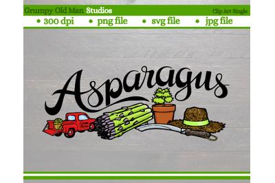 Asparagus | Vegetables | Garden Labels