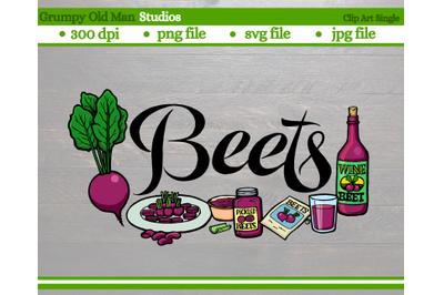 Beets | Vegetables | Garden Labels