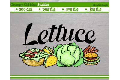 Lettuce | Vegetables | Garden Labels