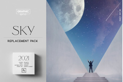 Sky Replacement Pack 2021 Photoshop