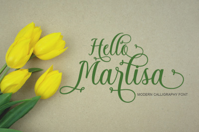 Hello Marlisa