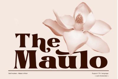 The Maulo