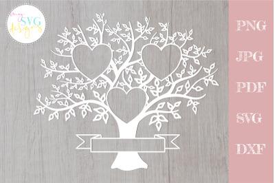 Family tree svg 3 members, svg family tree, family reunion svg