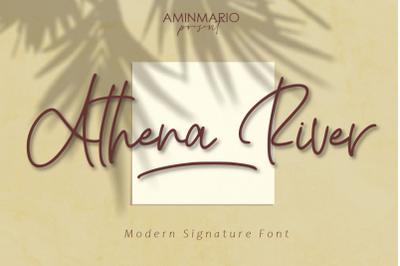 Athena River