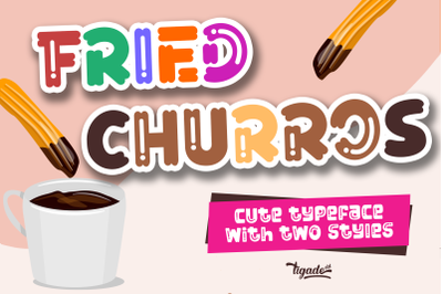 Fried Churros