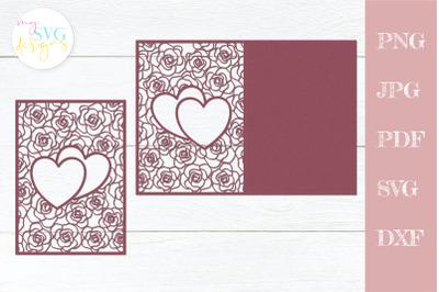 wedding invitation svg, svg wedding card, invitation template